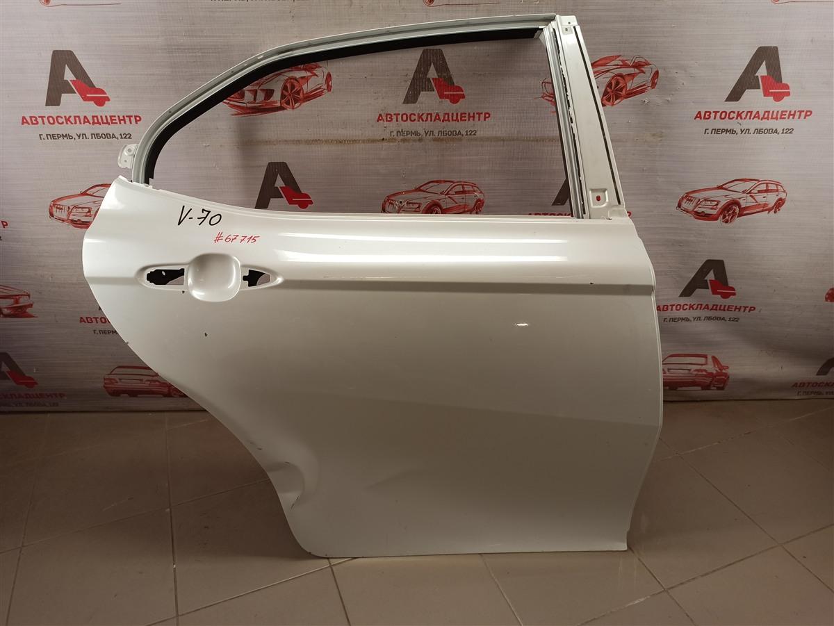 Дверь задняя правая Toyota Camry (Xv70) 2017-Н.в.