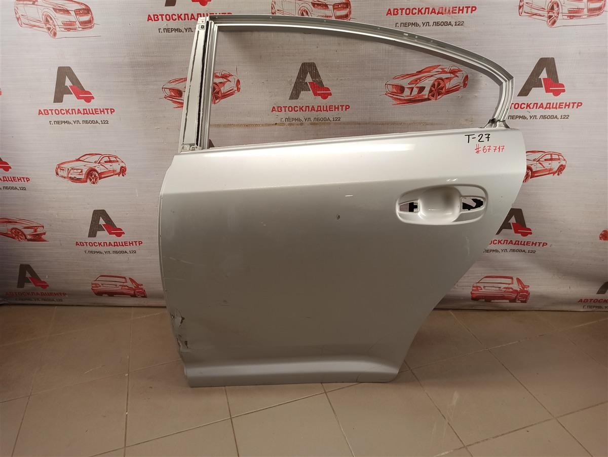 Дверь задняя левая Toyota Avensis (T27_) 2008-2012