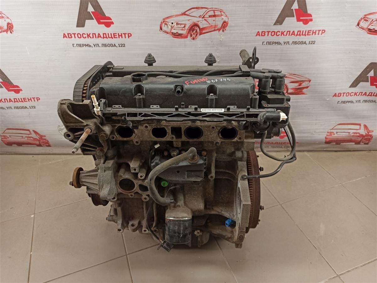 Двигатель (по запчастям) Ford Fusion 2002-2012 FXJA (1400CC / 1.4) 80 Л.С. 14.04.2008