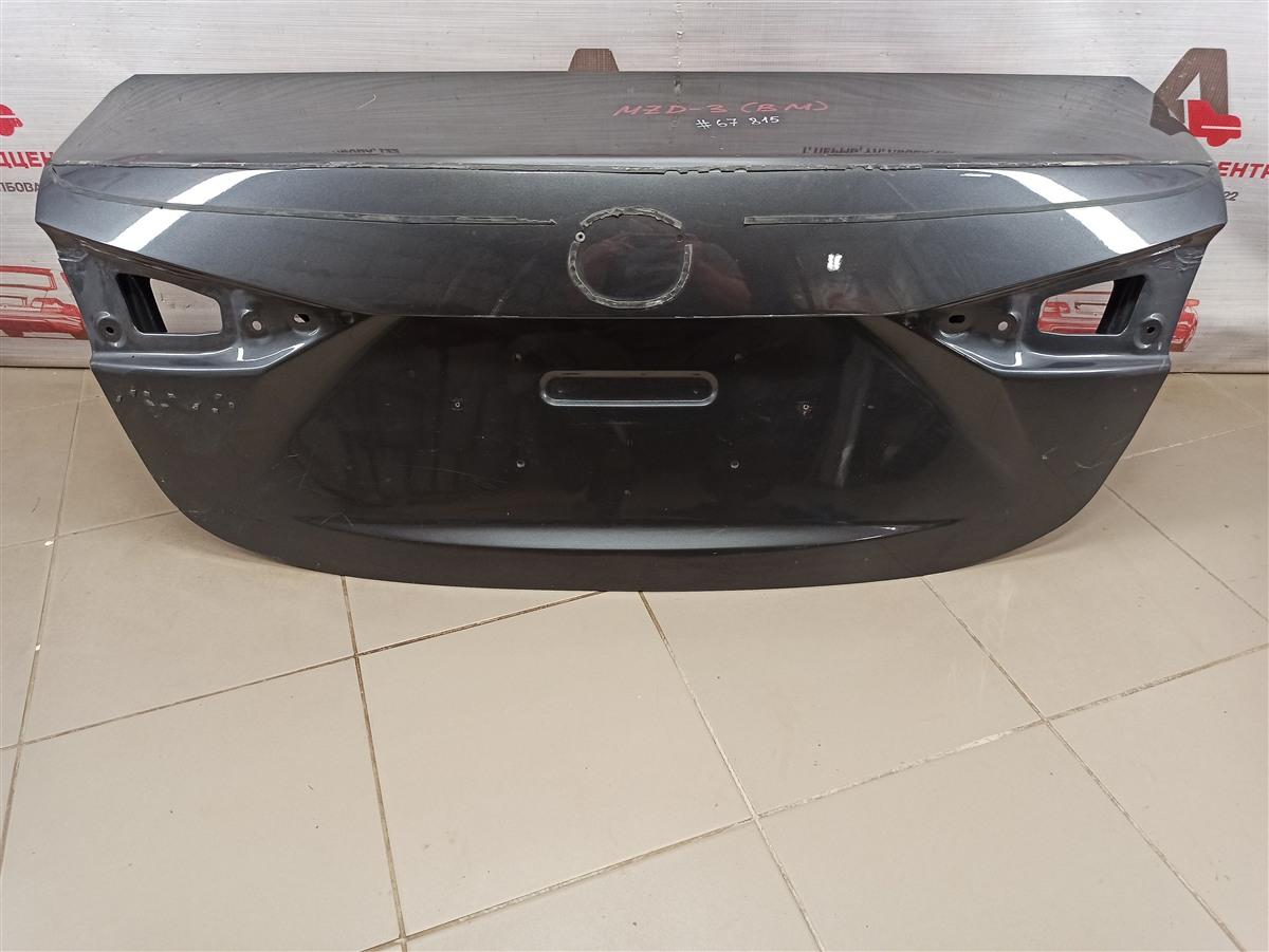 Крышка багажника Mazda Mazda 3 (Bm) 2013-Н.в.