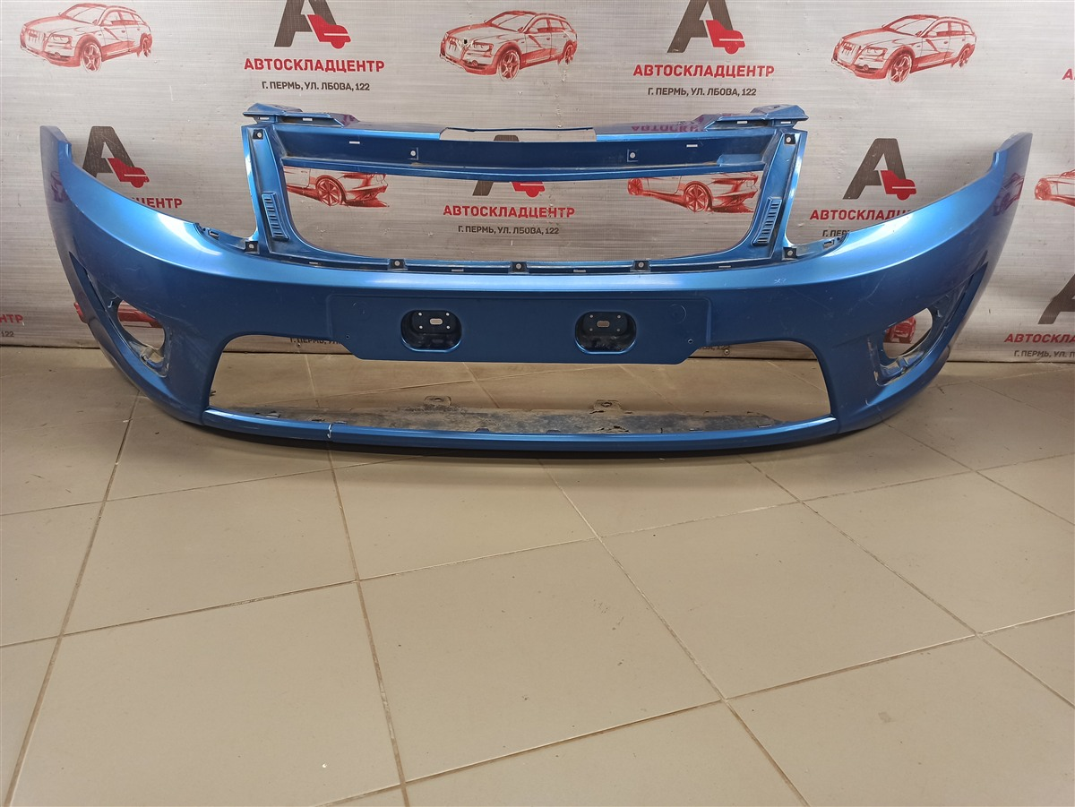 Бампер передний Lada Granta 2013