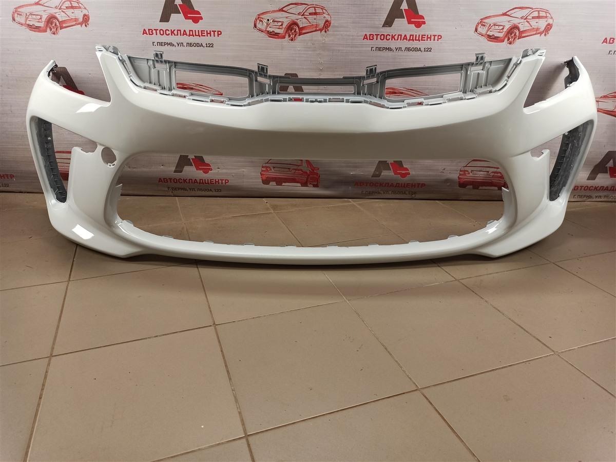 Бампер передний Kia Rio (2017-Н.в.) 2017