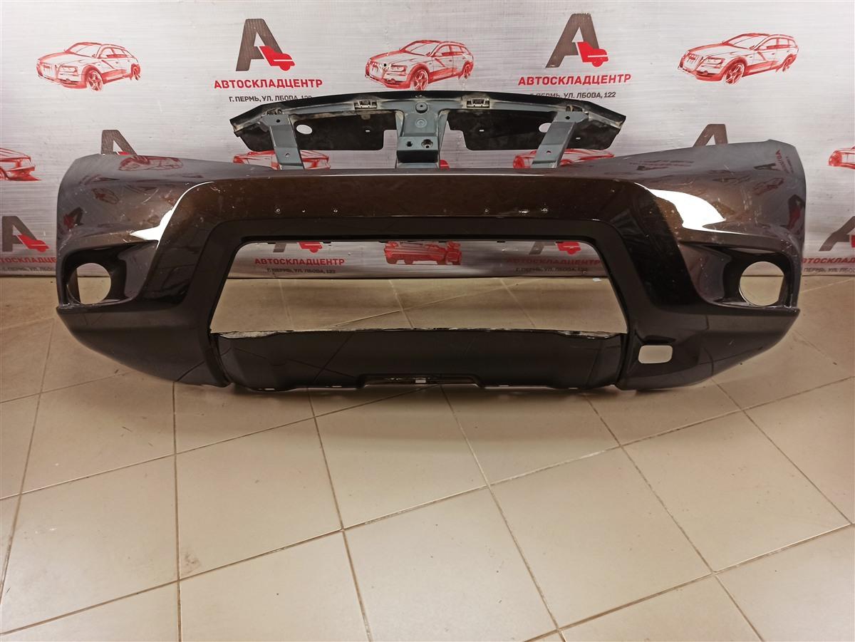 Бампер передний Nissan Terrano (2014-Н.в.)