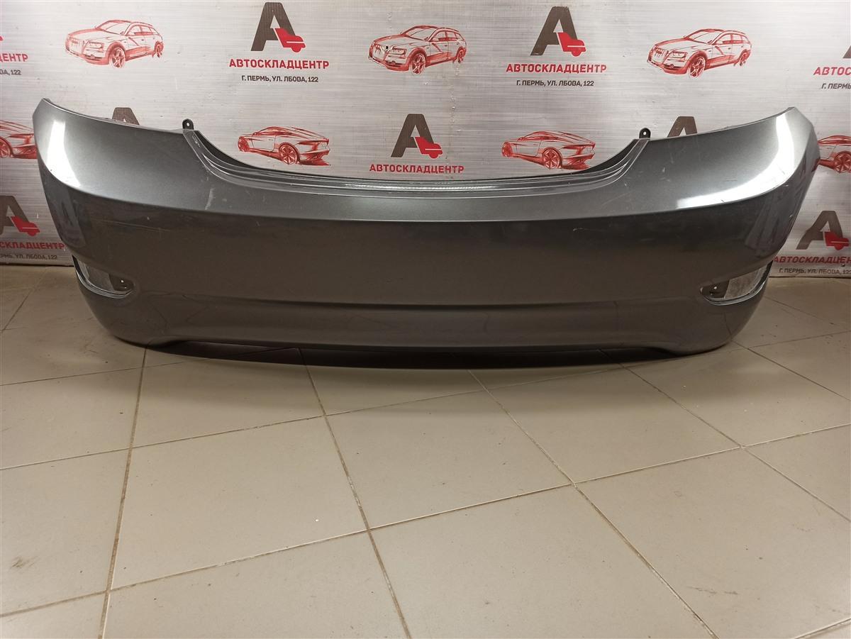 Бампер задний Hyundai Solaris (2010-2017) 2010