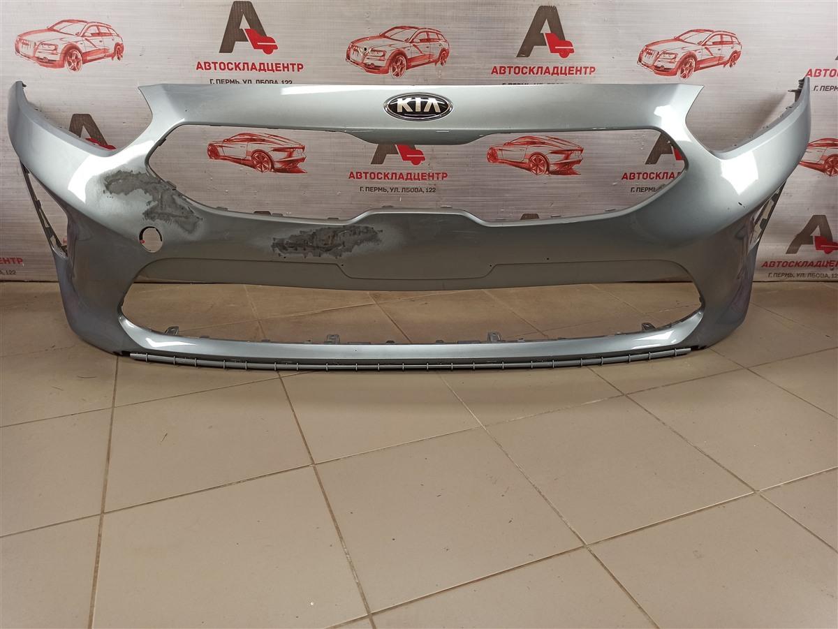 Бампер передний Kia Ceed (2018 - Н.в.)