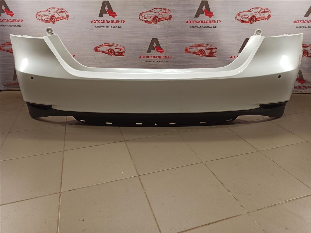 Бампер задний Toyota Camry (Xv70) 2017-Н.в.