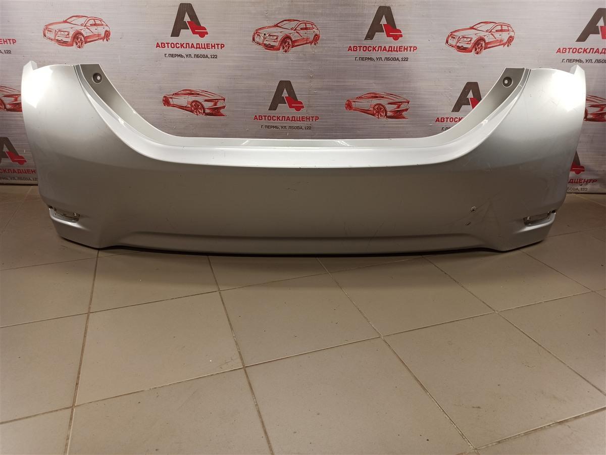 Бампер задний Toyota Corolla (E18_) 2012-2019
