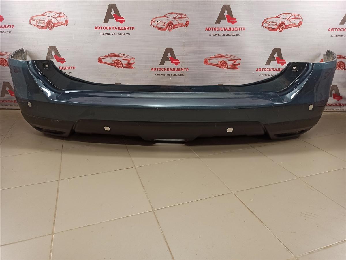 Бампер задний Nissan X-Trail (2014-Н.в.) 2014