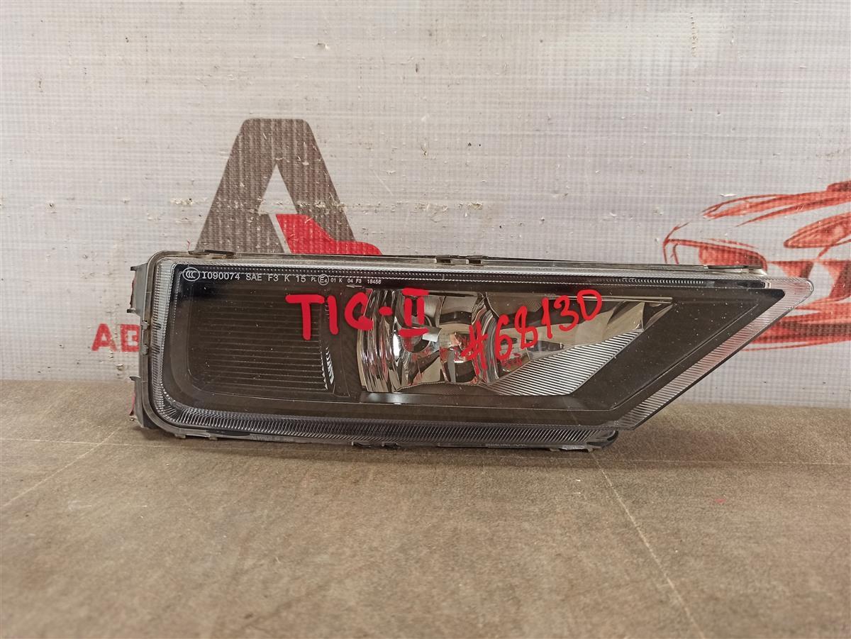 Фара противотуманная / дхо Volkswagen Tiguan (2017-Н.в.) правая