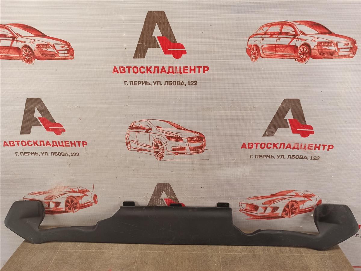 Спойлер-антикрыло двери/крышки багажника Toyota Land Cruiser Prado 150 (2009-Н.в.) нижнее
