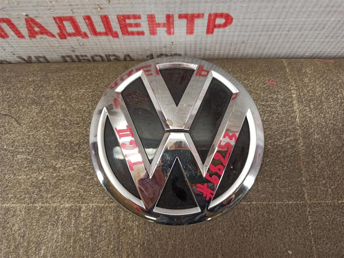 Эмблема (значок) Volkswagen Tiguan (2017-Н.в.) задняя
