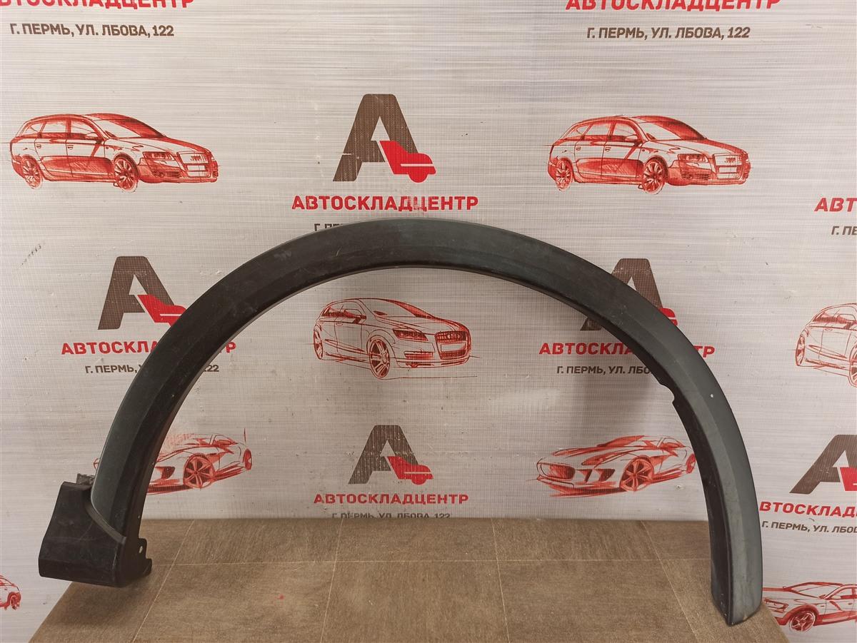 Накладка ( расширитель ) арки крыла - перед справа Mitsubishi Eclipse Cross (2017-Н.в.)