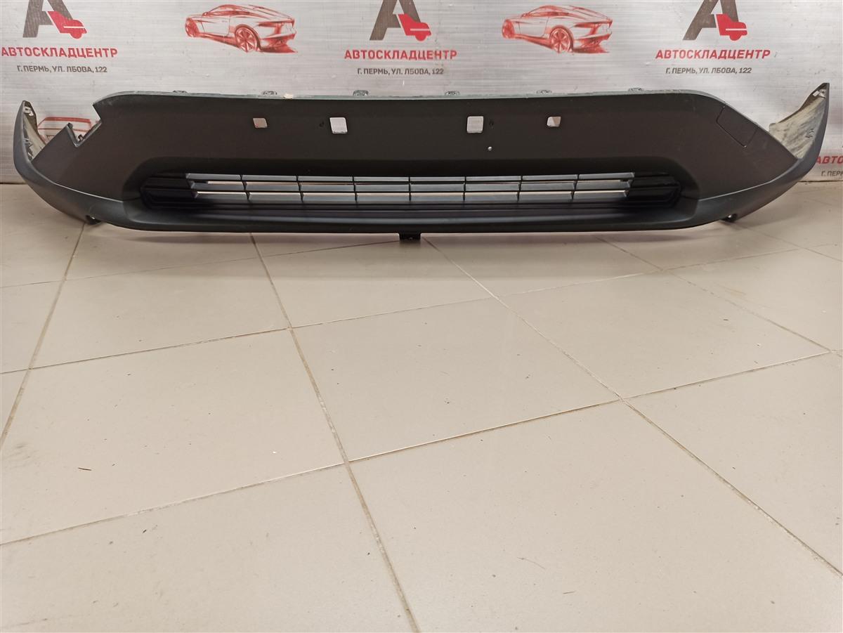 Спойлер (юбка) бампера переднего Toyota Rav-4 (Xa50) 2018-Н.в.