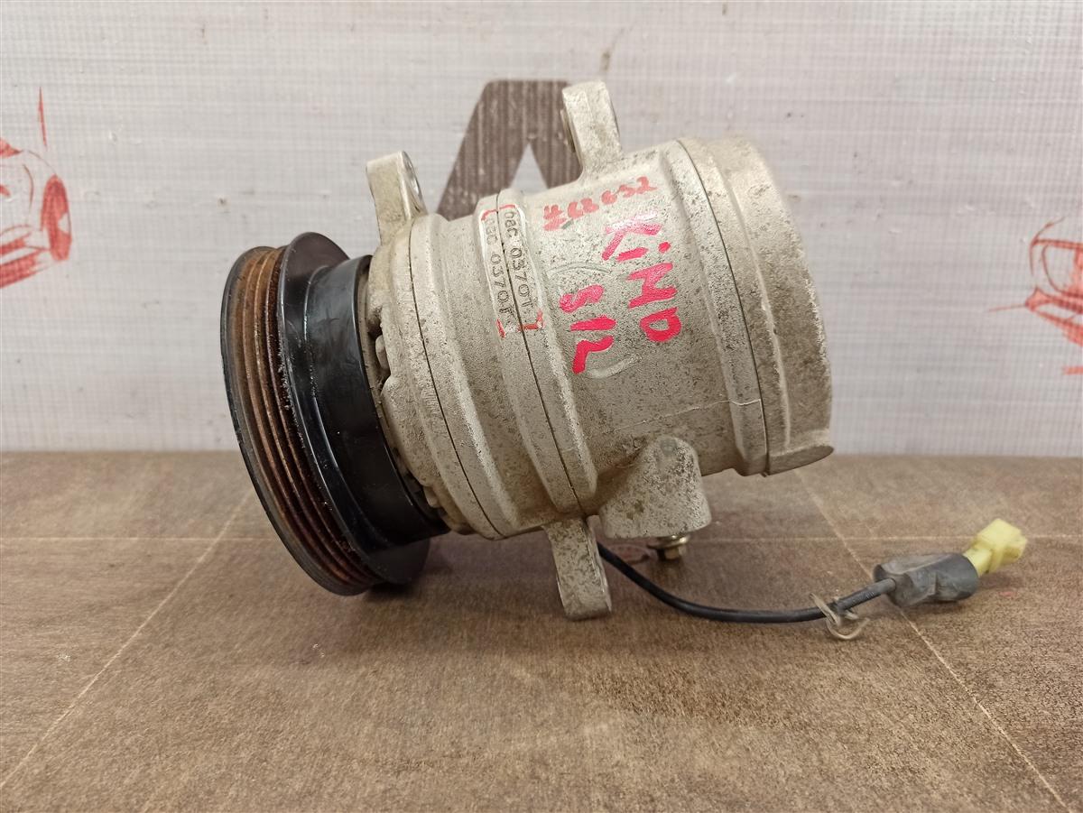 Компрессор (насос) кондиционера Chery Kimo A1 (2008-2015) S12 SQR473F 2008