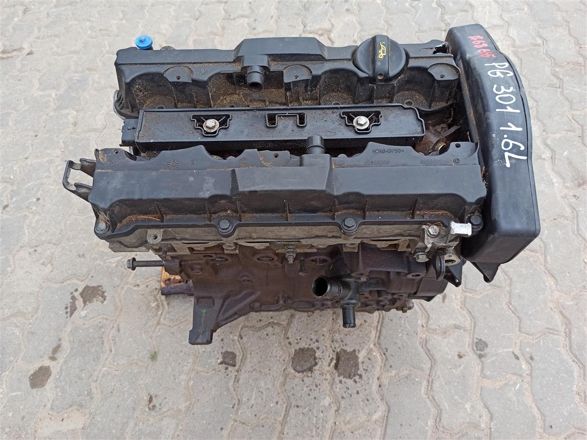 Двигатель (в сборе) Peugeot 301 (2012-2016) NFP (EC5) 1600CC 2013