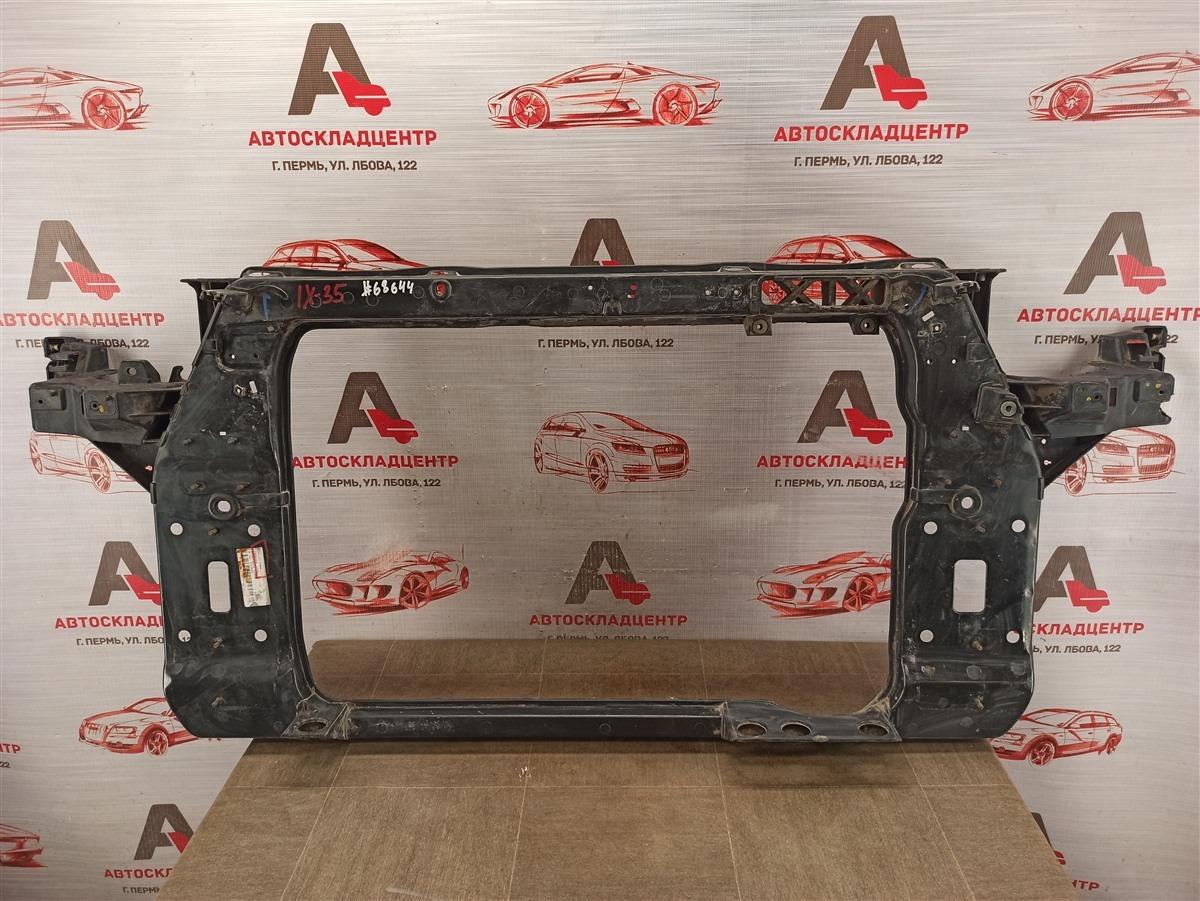Панель передка (телевизор) - рамка радиатора Hyundai Ix35 (2010-2016)