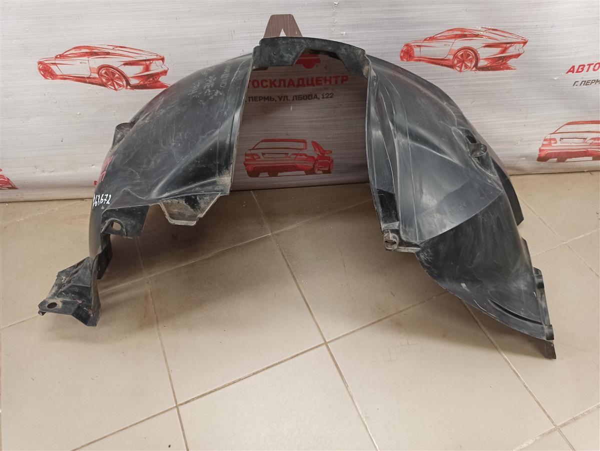 Локер (подкрылок) передний правый Lada X-Ray
