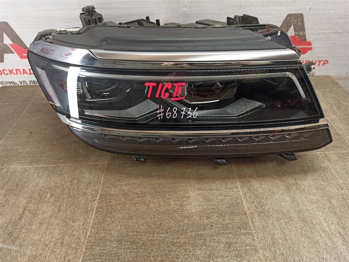 Фара правая Volkswagen Tiguan (2017-Н.в.)
