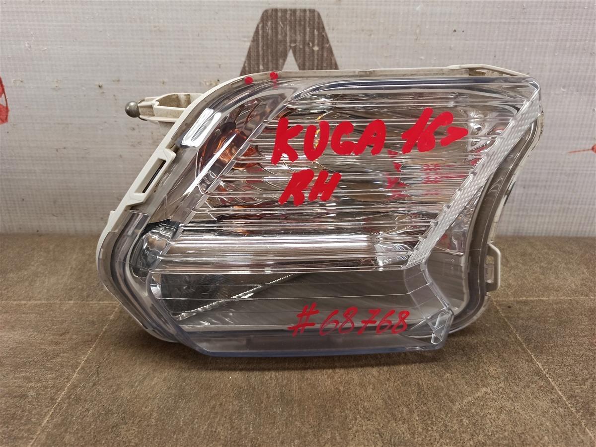 Фара противотуманная / дхо Ford Kuga 2011-2019 2016 правая