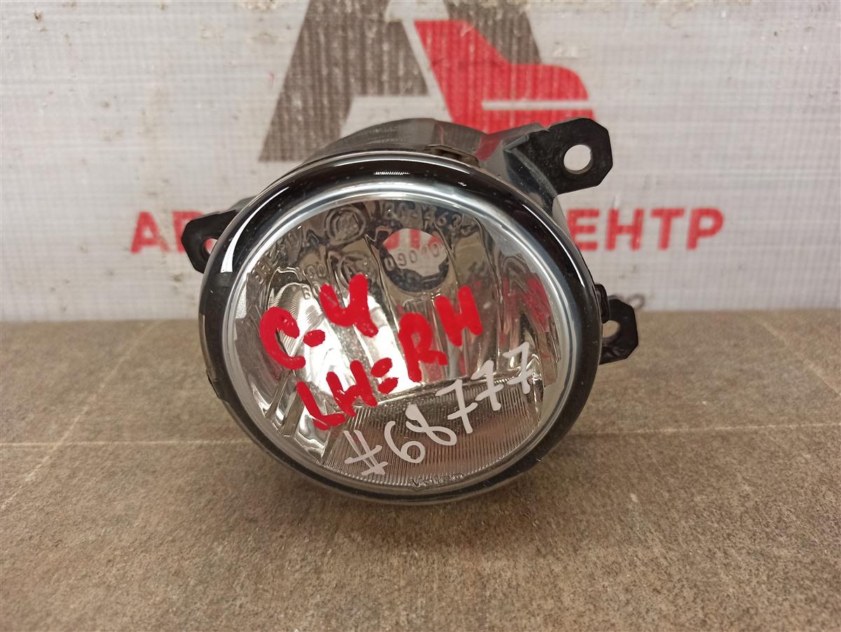 Фара противотуманная / дхо Citroen C4 2010-Н.в.