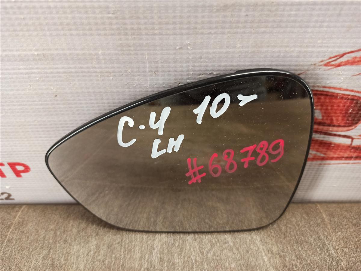 Зеркало левое - зеркальный элемент Citroen C4 2010-Н.в.