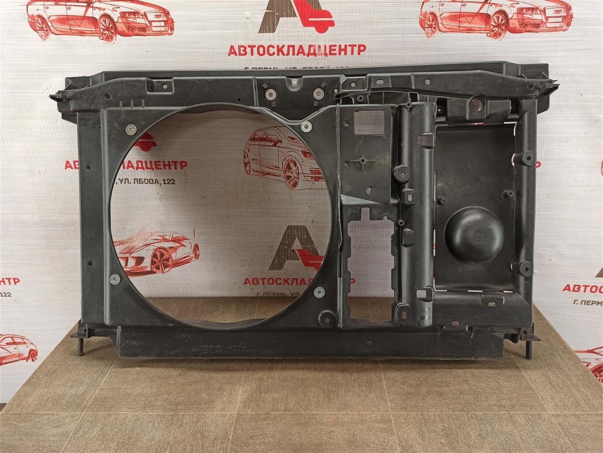Панель передка (телевизор) - рамка радиатора Citroen C4 2010-Н.в.