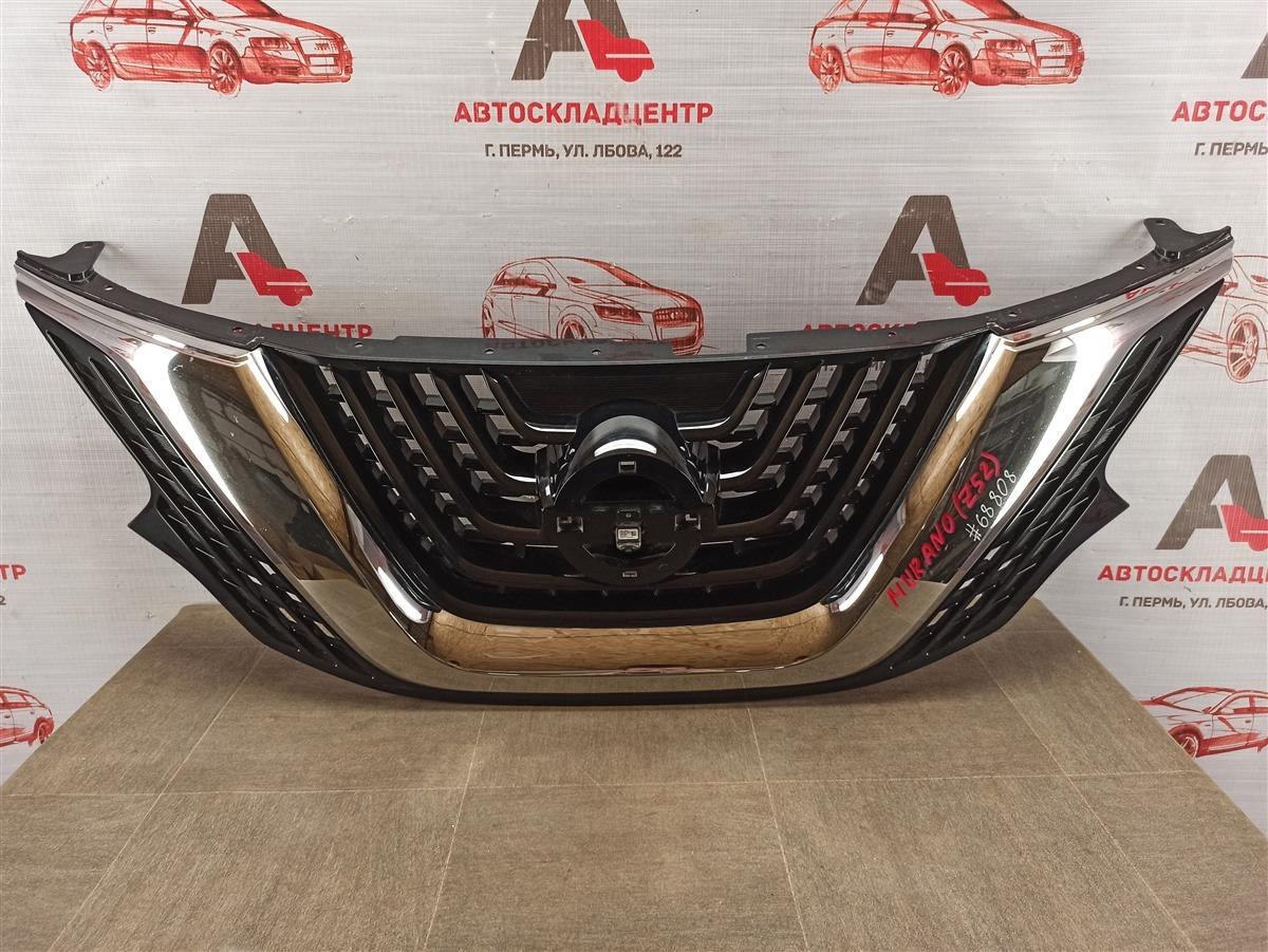 Решетка радиатора Nissan Murano (2016-Н.в.)