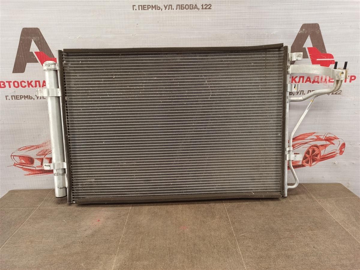 Конденсер (радиатор кондиционера) Hyundai Creta (2015-Н.в.)