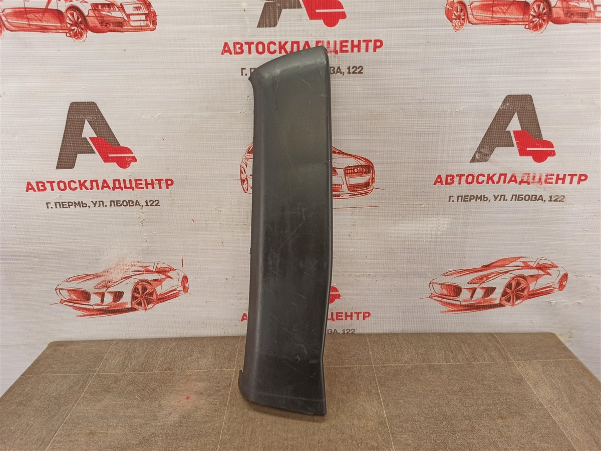 Накладка бампера заднего Nissan X-Trail (2007-2015) правая