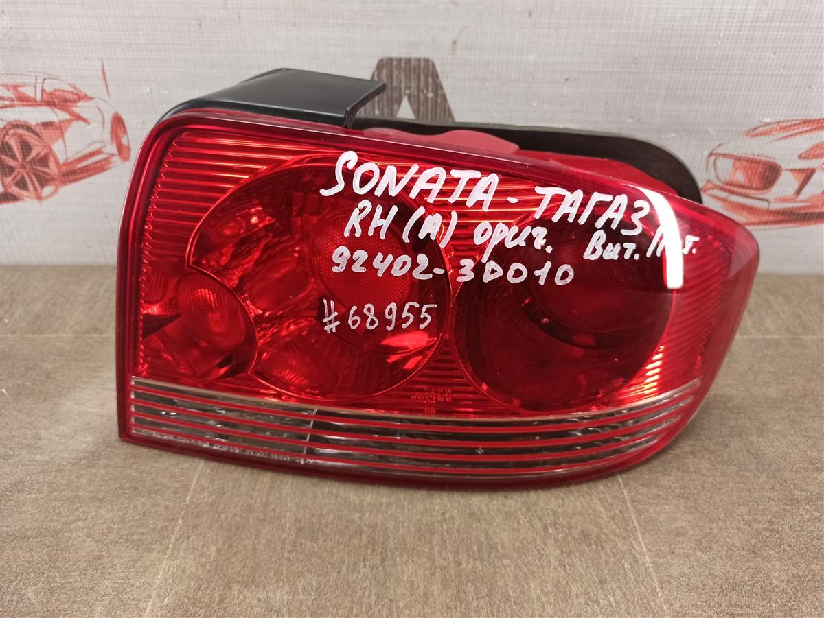 Фонарь правый Hyundai Sonata (1998-2013) Ef Тагаз