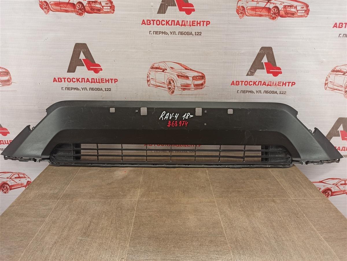 Решетка бампера переднего Toyota Rav-4 (Xa50) 2018-Н.в.
