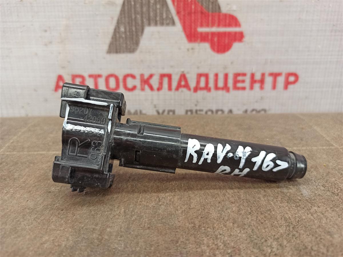 Форсунка омывателя фары Toyota Rav-4 (Xa40) 2012-2019 2015 правая