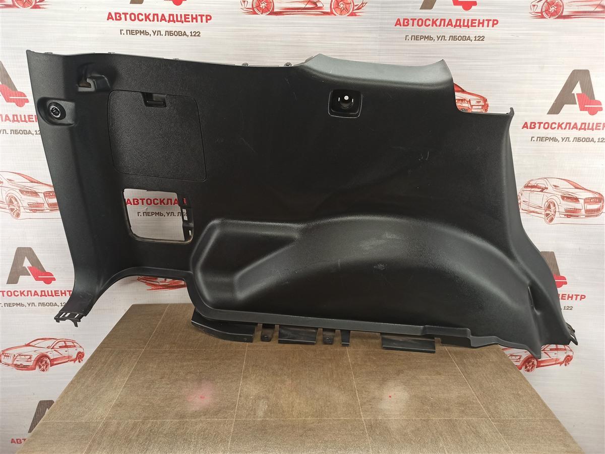 Обшивка багажника - боковая обивка Toyota Land Cruiser Prado 150 (2009-Н.в.) левая