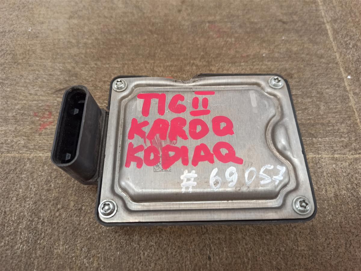 Датчик - радар слепой зоны Skoda Karoq (2017-Н.в.)