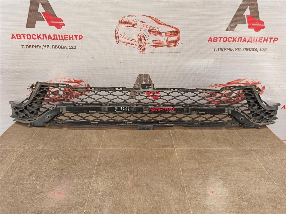 Решетка бампера переднего Lada Vesta
