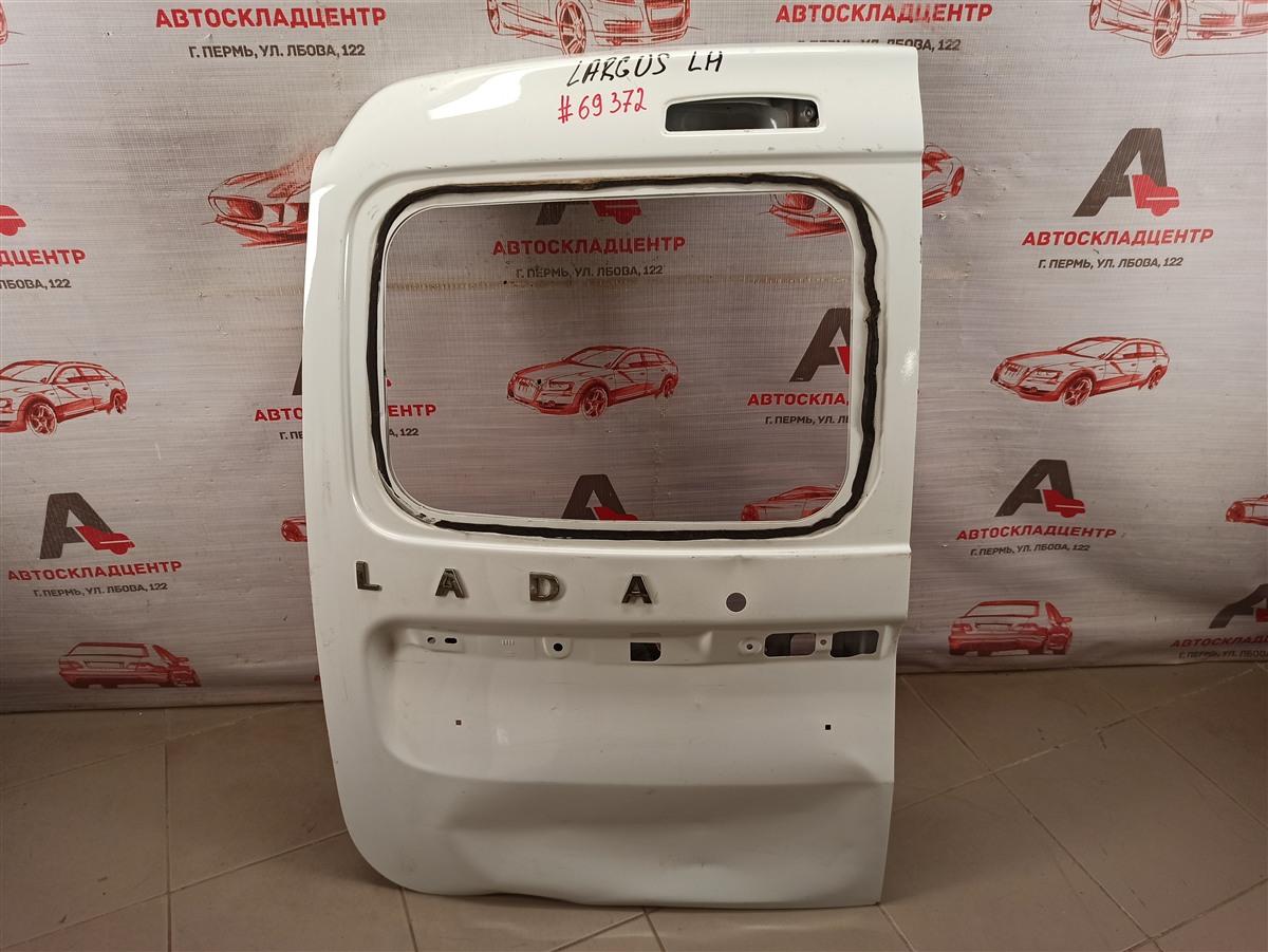 Дверь багажника Lada Largus левая