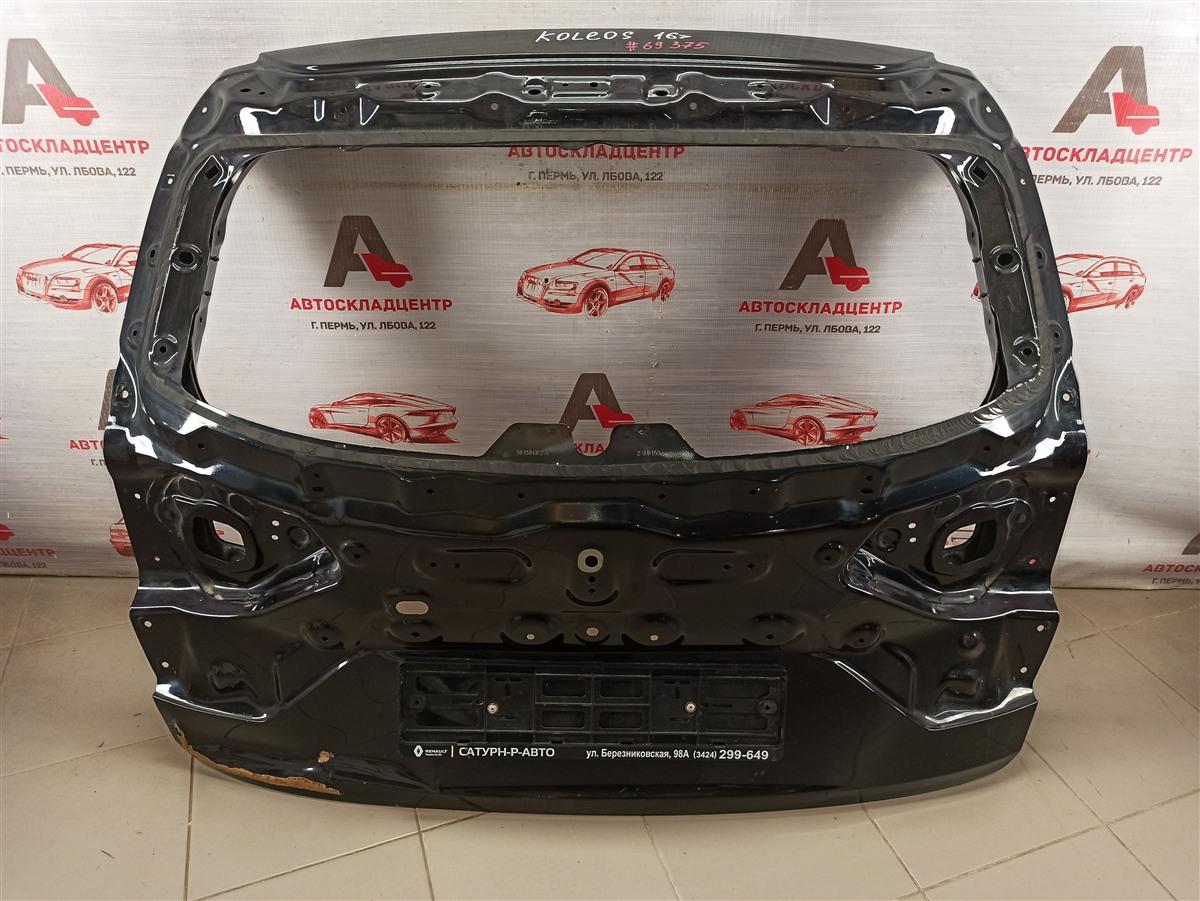 Дверь багажника Renault Koleos Ii (2016-Н.в.)