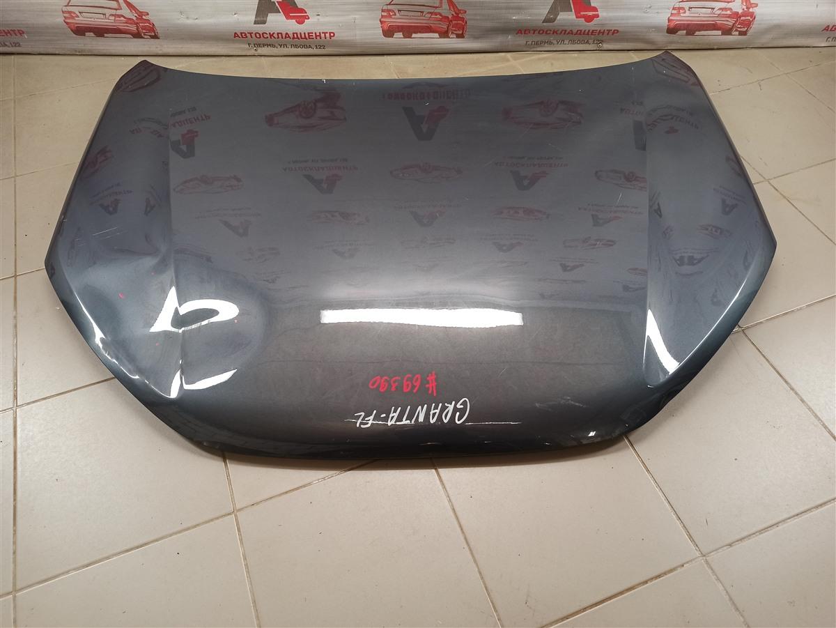 Капот Lada Granta 2018