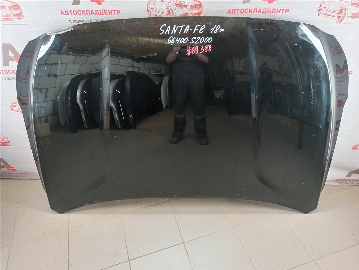 Капот Hyundai Santa-Fe (2018-Н.в.)