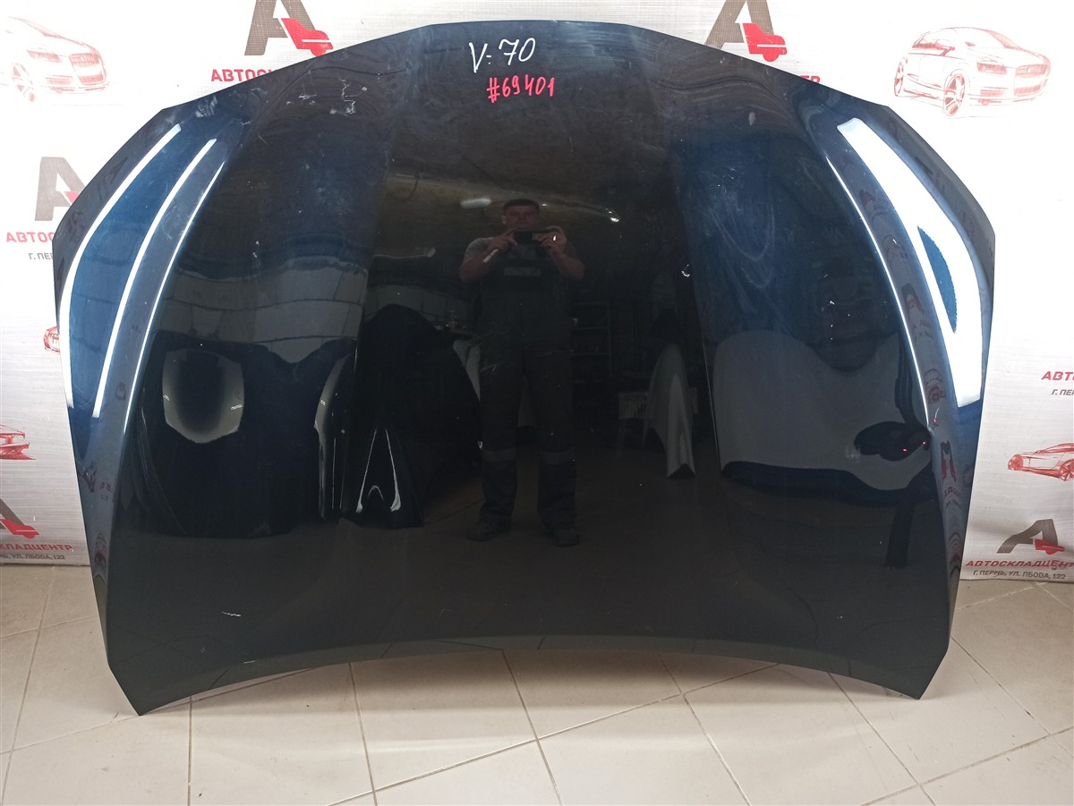 Капот Toyota Camry (Xv70) 2017-Н.в.