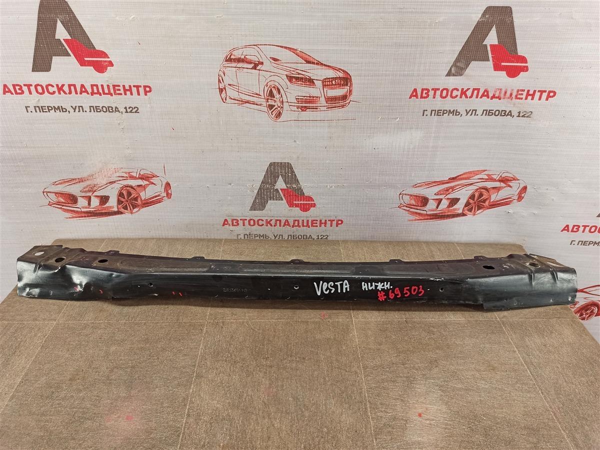 Панель передка (телевизор) - балка радиатора Lada Vesta