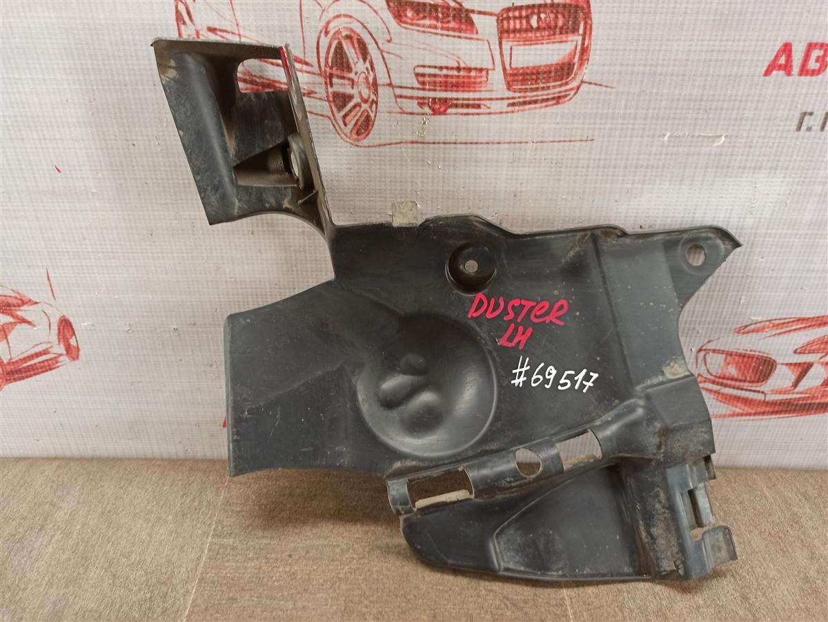 Защита моторного отсека - пыльник двс Renault Duster (2010-Н.в.) левая
