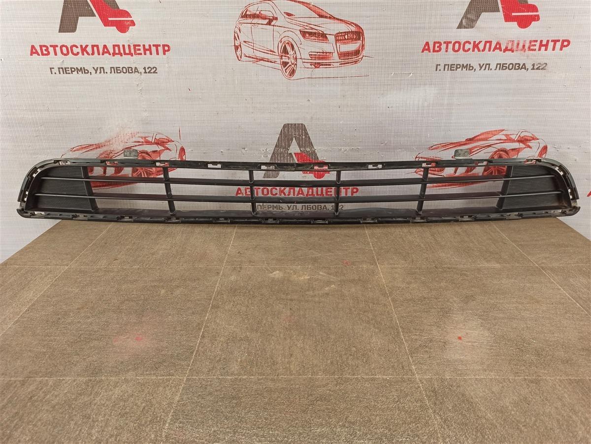 Решетка бампера переднего Kia Sportage (2016-Н.в.) 2016 нижняя