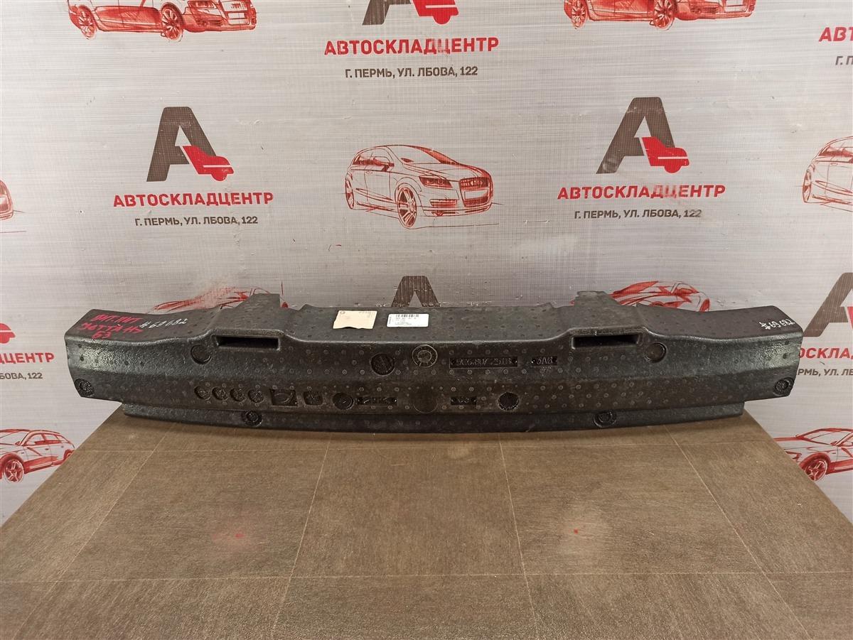 Абсорбер (наполнитель) бампера заднего Volkswagen Jetta (Mk6) 2010-2019 2010