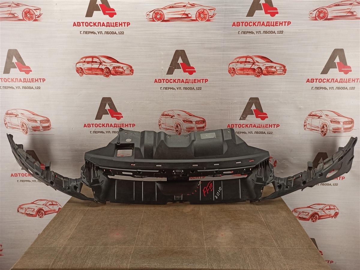 Каркас (рама) бампера переднего Ford Focus 3 2010-2019 2010