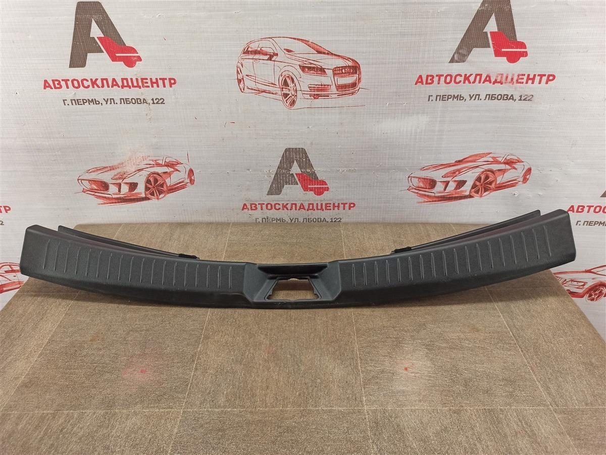 Обшивка багажника - панель задка Mazda Cx-5 (2011-2017)