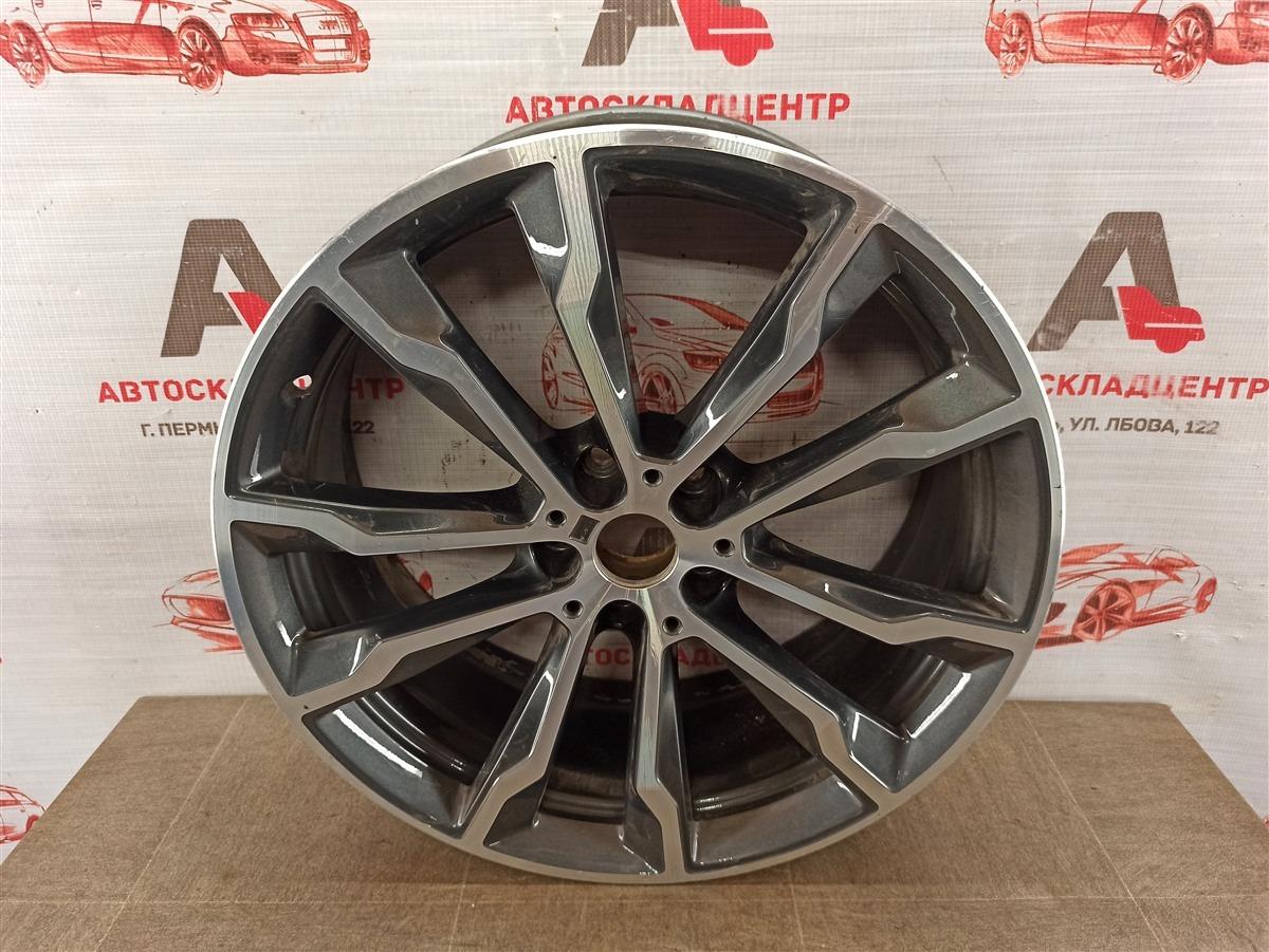 Диск колеса (литой) Bmw X3-Series (G01) 2017-Н.в.