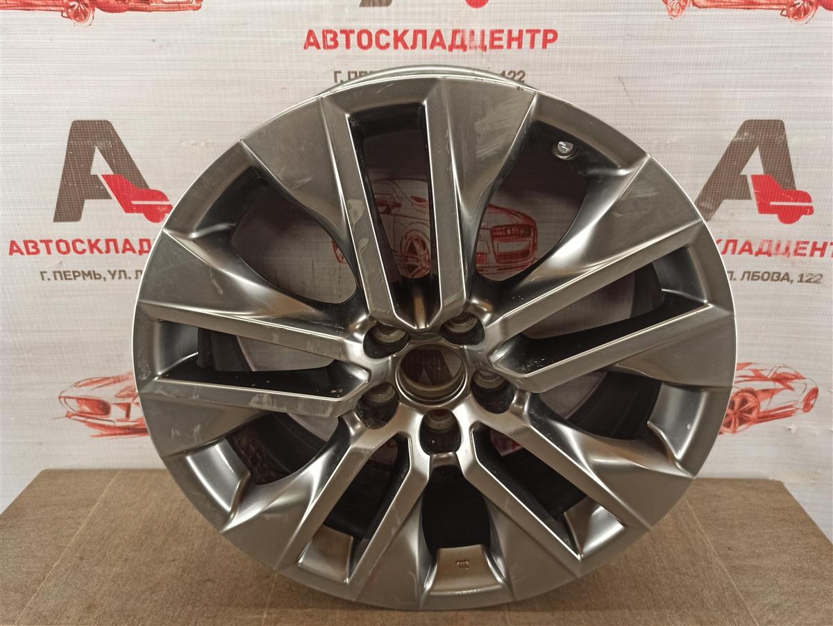 Диск колеса (литой) Toyota Rav-4 (Xa50) 2018-Н.в.