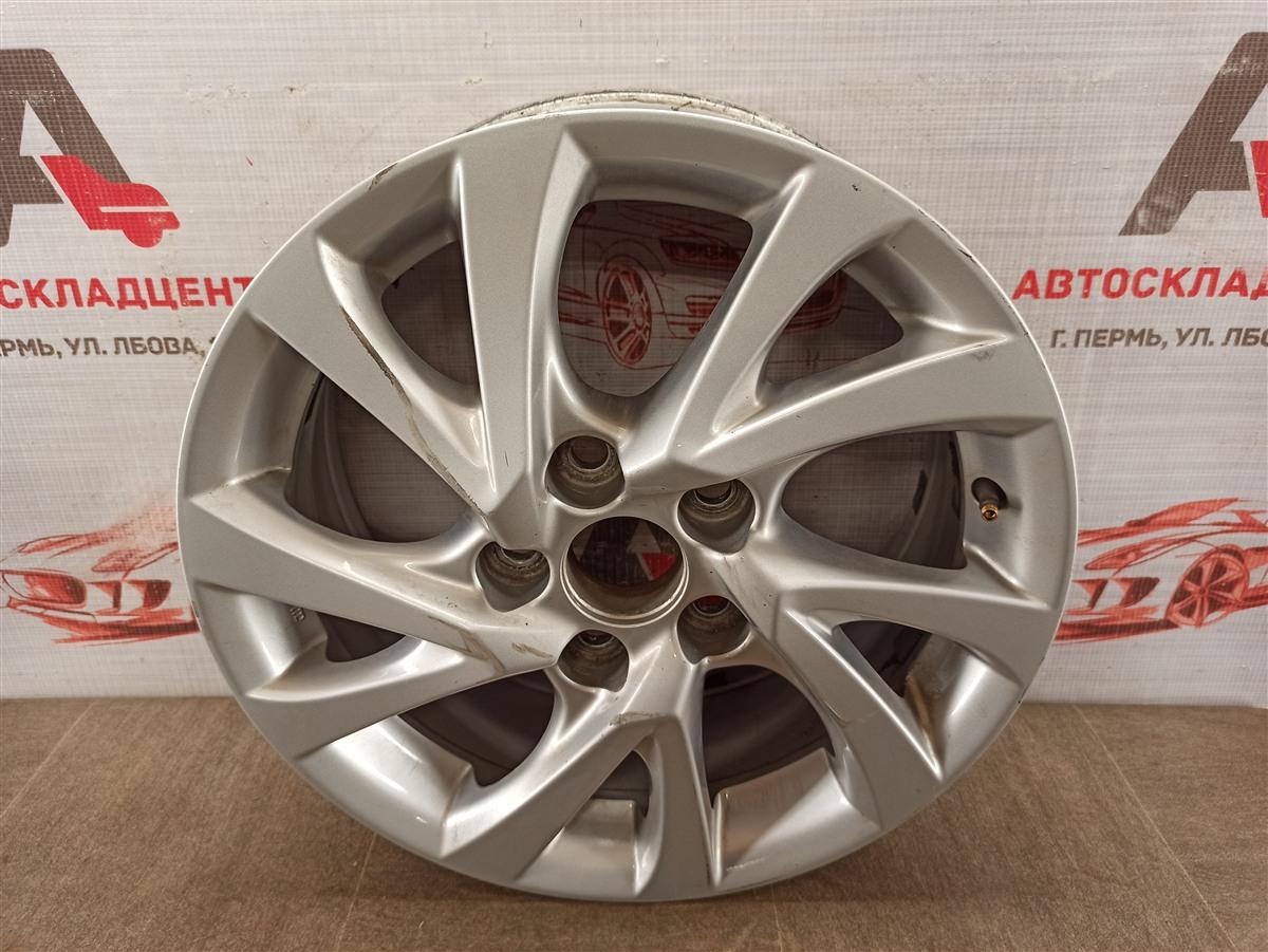 Диск колеса (литой) Toyota Corolla (E18_) 2012-2019