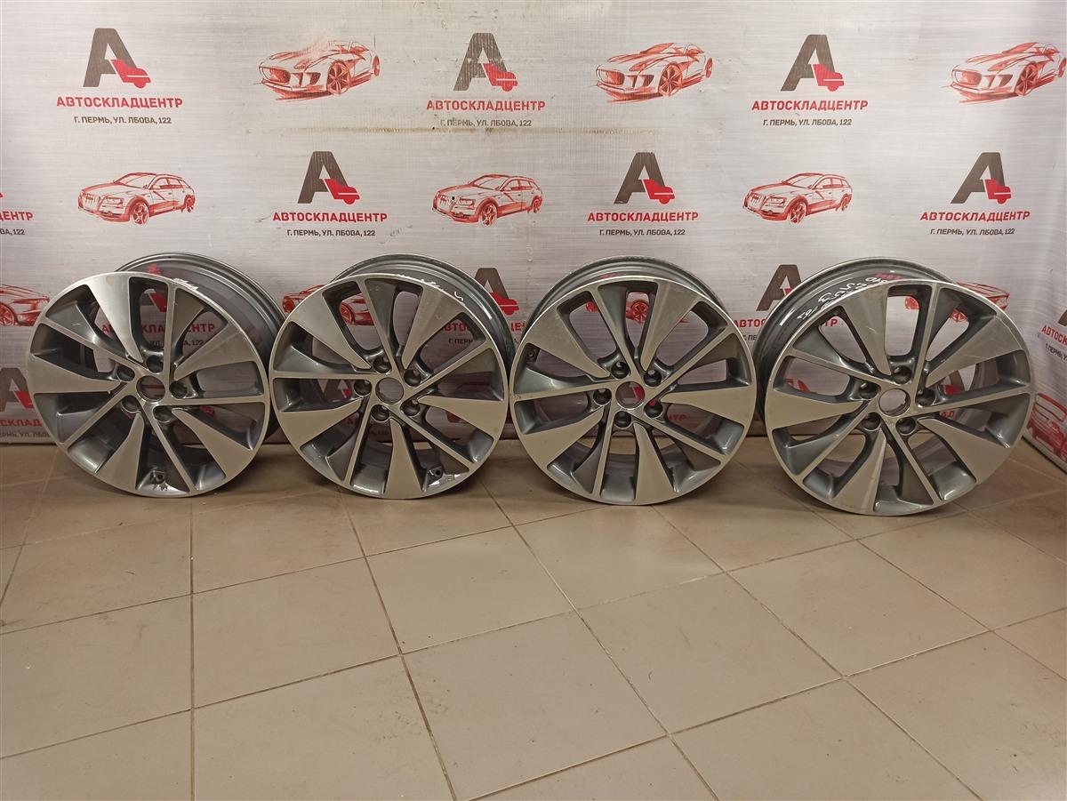 Диск колеса (литой) - комплект Kia Optima (2015-2020) 2015
